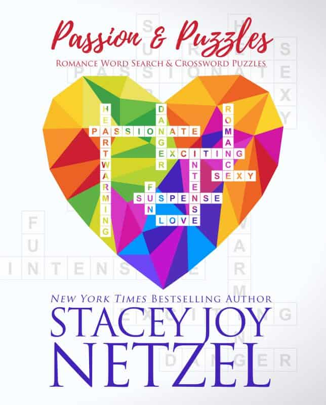 Passion & Puzzles: Romance Word Search & Crossword Puzzles